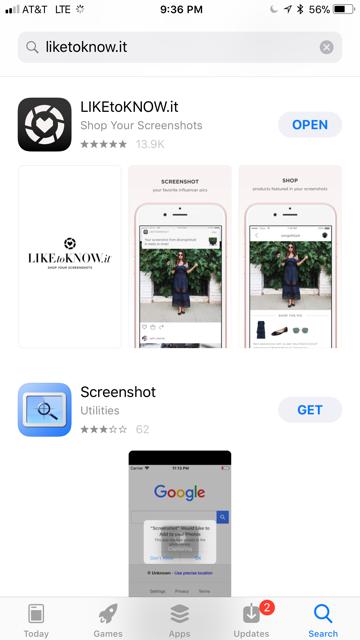 Downloading LTK.it App