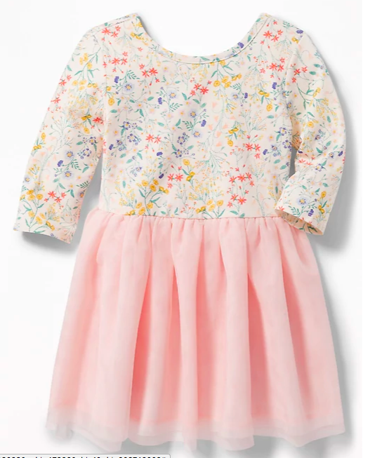old navy toddler girl tutu dress