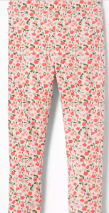 toddler girl printed leggings