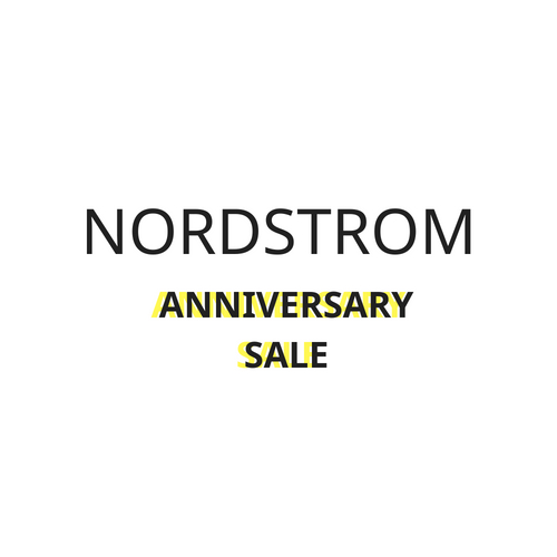 things to know about the nordstrom anniversary sale featured by top Missouri fashion blogger, Emmy Lou Styles