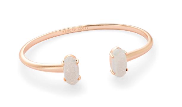 Kendra Scott Drusy stone bracelet