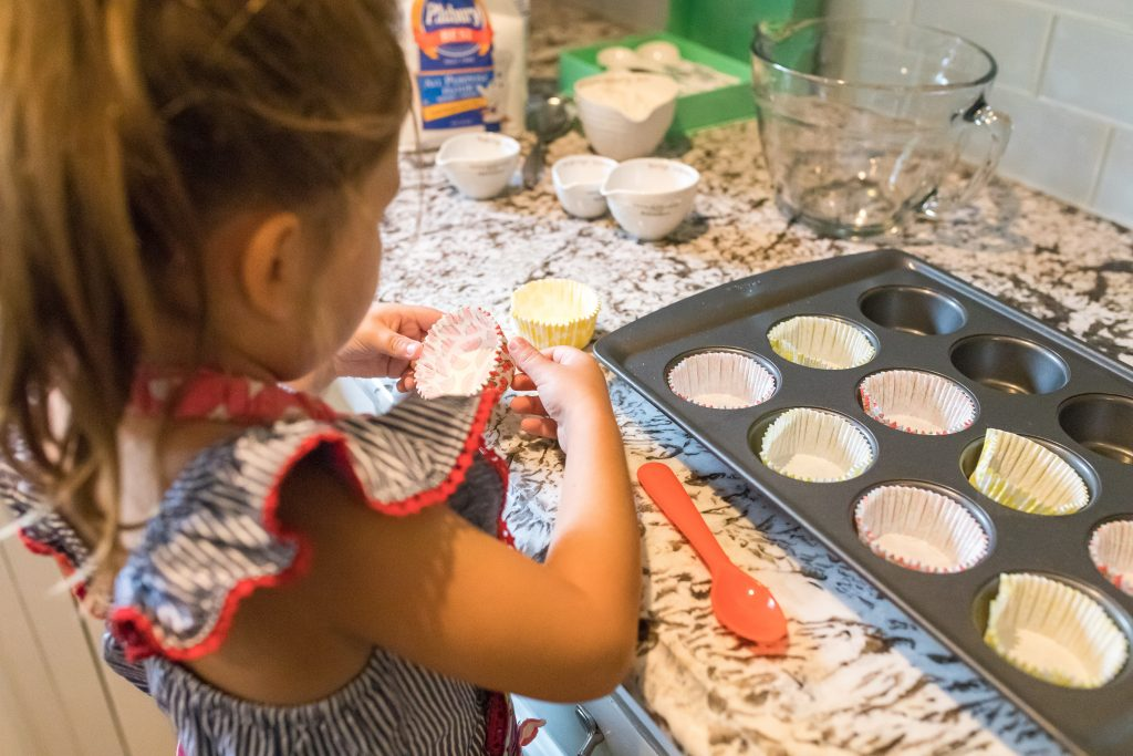 fun things to bake with kids