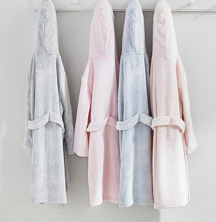 Pottery Barn Kids Personalized Bath Robes