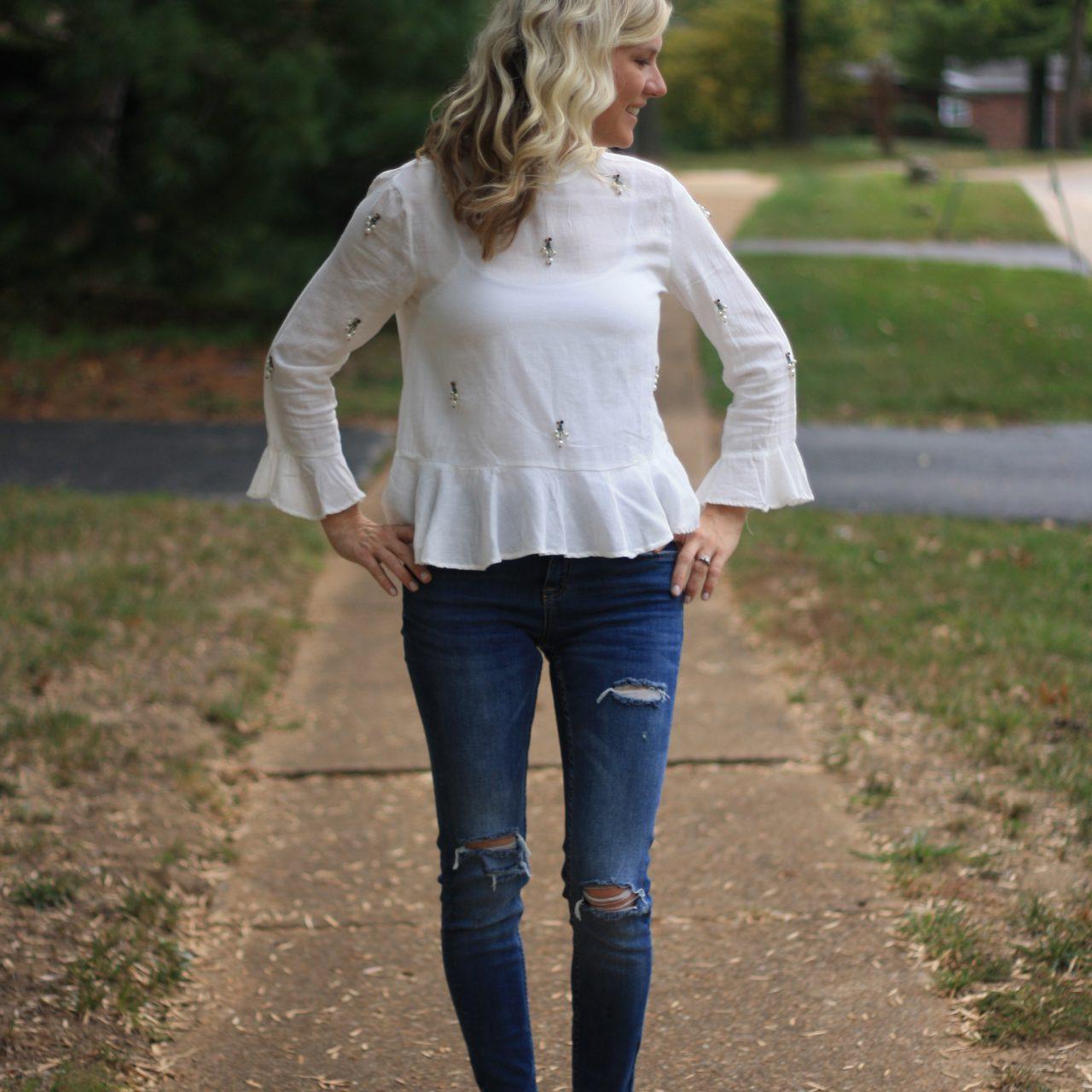 Step Hem Jeans – My Top Picks