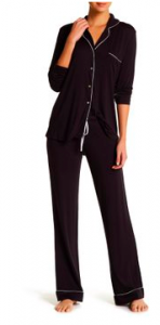 Women's Pajama Gift Ideas featured by top US fashion blogger, Emmy Lou Styles: image of Shimera pajama set available at Nordstrom
