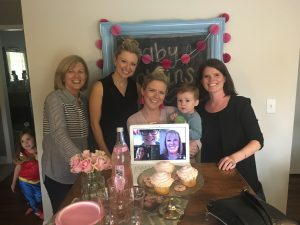 3 Simple Steps to Host a Virtual Baby Shower featured by top US lifestyle blogger, Emmy Lou Styles: virtual baby celebrations