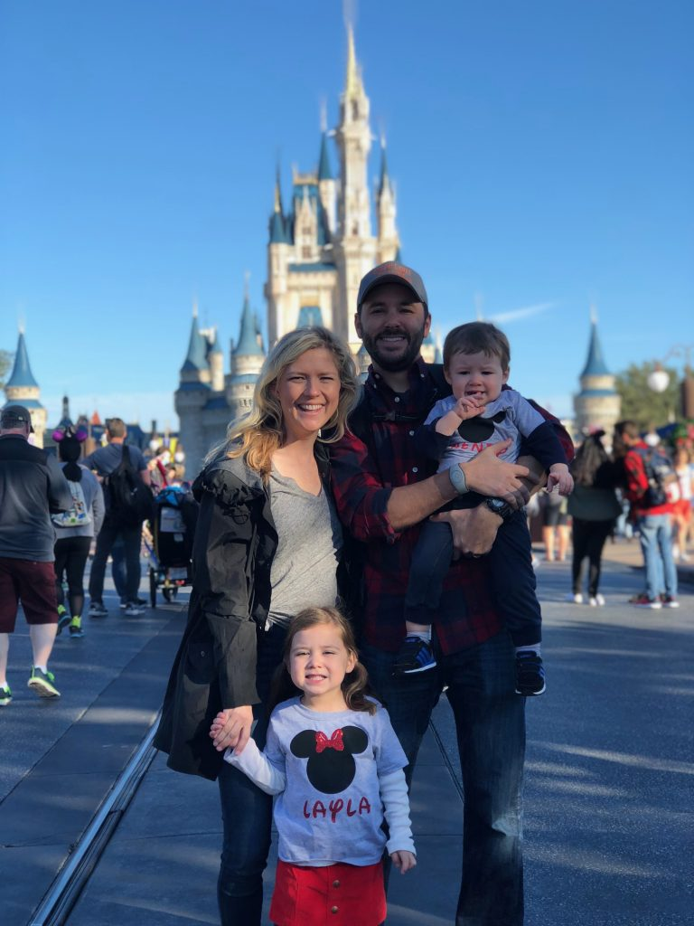 disneyworld with toddlers
