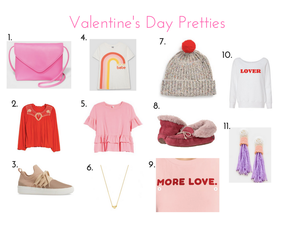 Cute Valentines Day Essentials