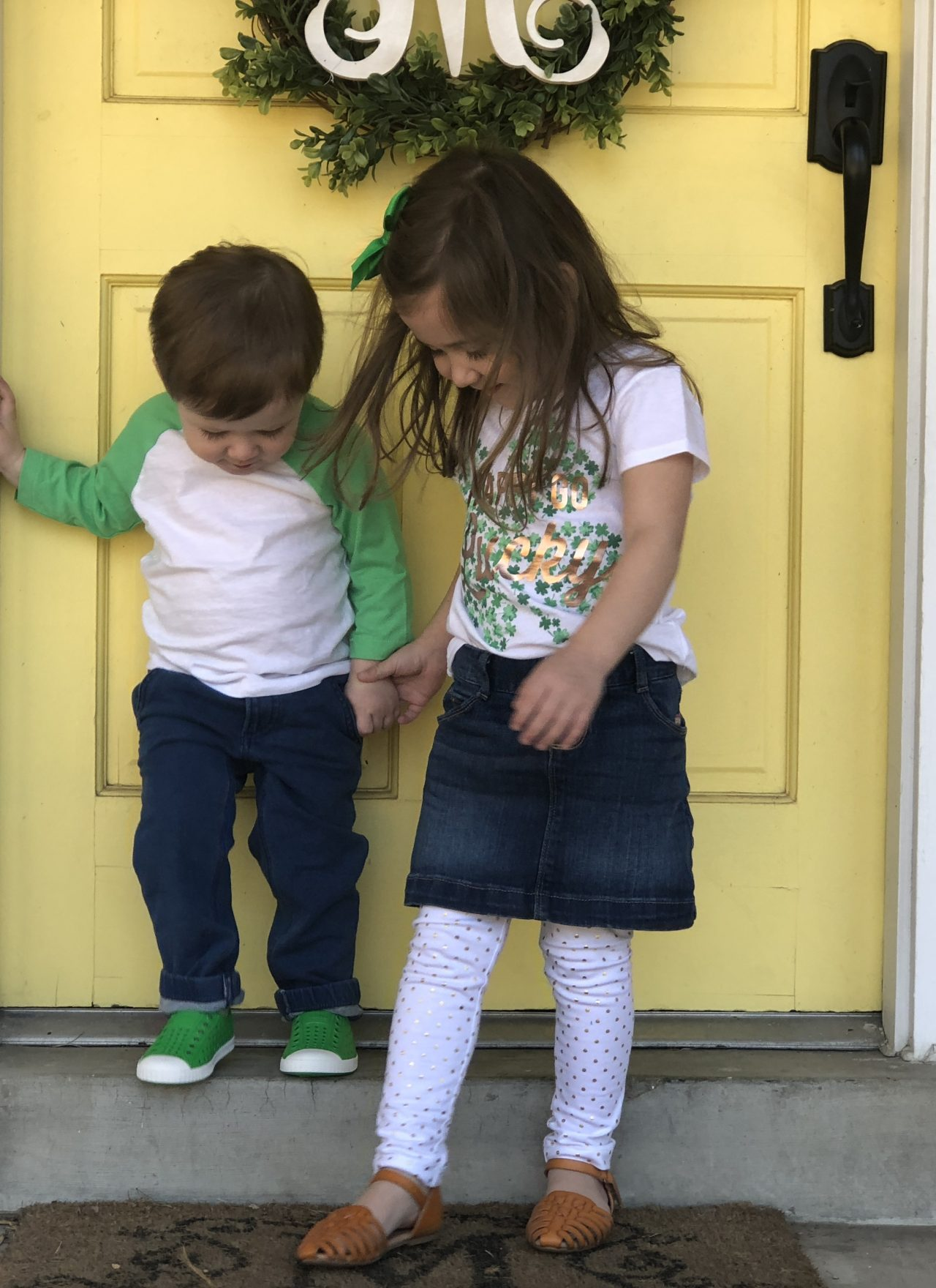Toddler Boy and Girl Style Basics