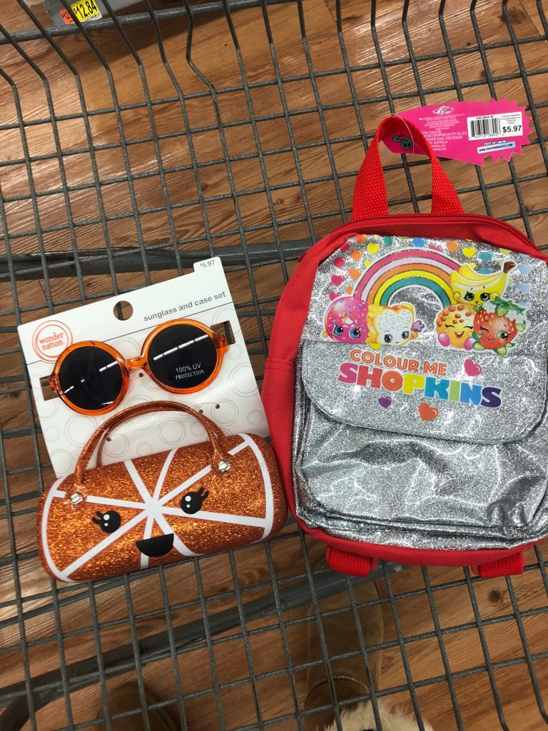 Walmart Wonder Nation Sunglasses | The Best Walmart Purchases: 20 Things you Won't Believe are from Walmart featured by top Missouri fashion blogger, Emmy Lou Styles