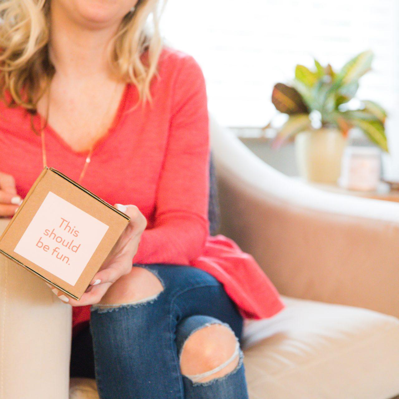 Greetabl – A Personalized Gift Box