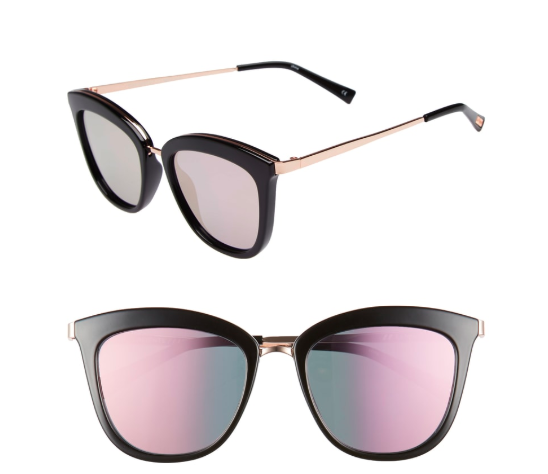 le specs caliente sunglasses | | Top Missouri fashion blogger, Emmy Lou Styles, features her Top Nordstrom Sale Picks: image of caliente sunglasses