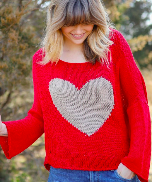 knit oversized sweater  | Wooden Ships oversized knit sweaters featured by top US fashion blogger, Emmy Lou Styles