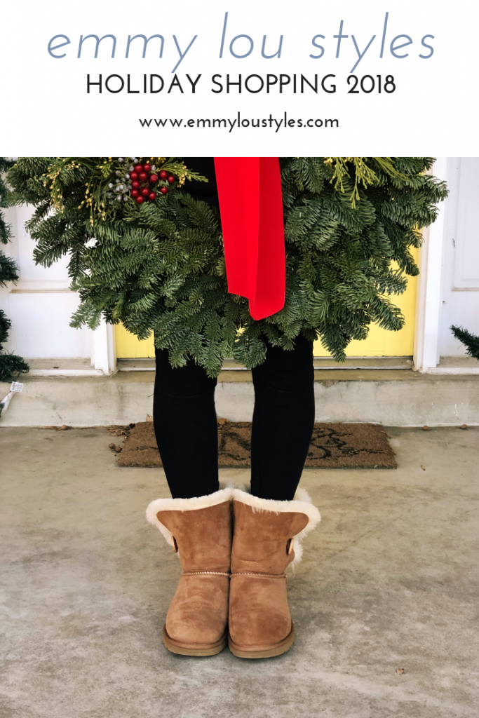 Emily from Emmy Lou Styles shares her round up of the best black Friday deals for 2018! | The Ultimate Christmas Gift Guide featured by top Missouri life and style blogger, Emmy Lou Styles