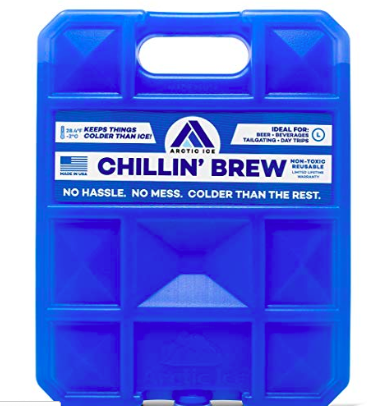 Emily from Emmy Lou Styles shares her holiday gift guide for guys featuring the chillin brew for his cooler.