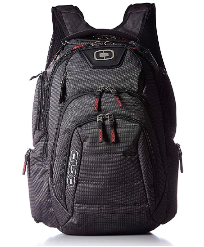 Emily from Emmy Lou Styles shares her gift ideas for guys including this OGIO Renegade Backpack