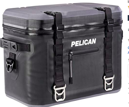 Emily from Emmy Lou Styles shares a gift guide for guys which includes the Pelican Elite Soft Cooler.