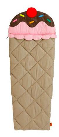 Emily from Emmy Lou Styles shares unique kids Christmas gifts which include these Ozark Trail Kids Sleeping Bags.