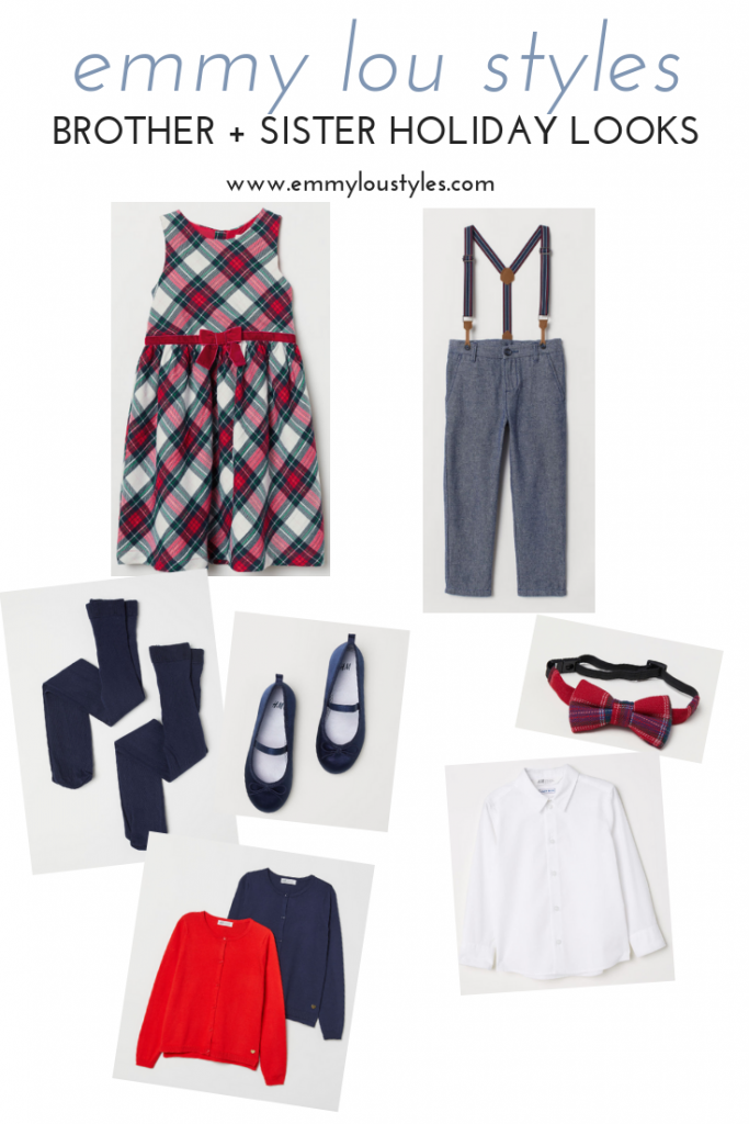 Shop these affordable coordinating toddler holiday outfits!
