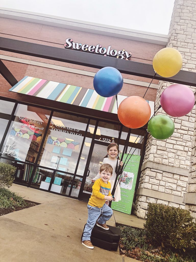 5th Birthday Party at Sweetology in Town and Country Saint Louis, Missouri