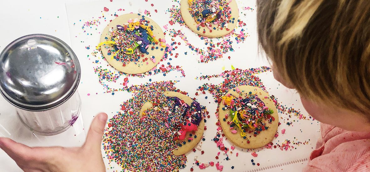 A Cookie Decorating Party with Sweetology