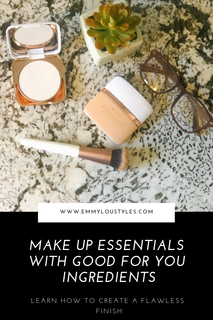 My EVER Makeup Routine: 6 Essentials to Use Every Day