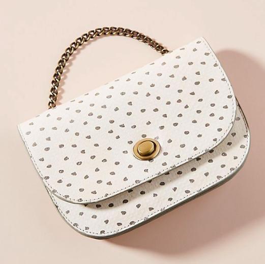 Anthropolgie Small Crossbody Chain purse