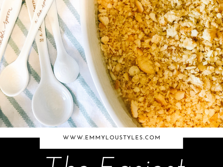 THE EASIEST BBQ SIDE DISH RECIPE