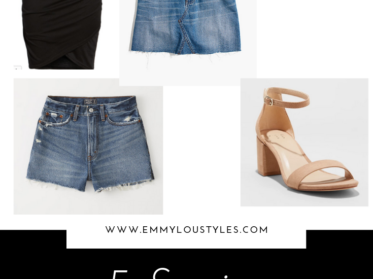 5 FRIDAY FAVES – WEEKEND SALES