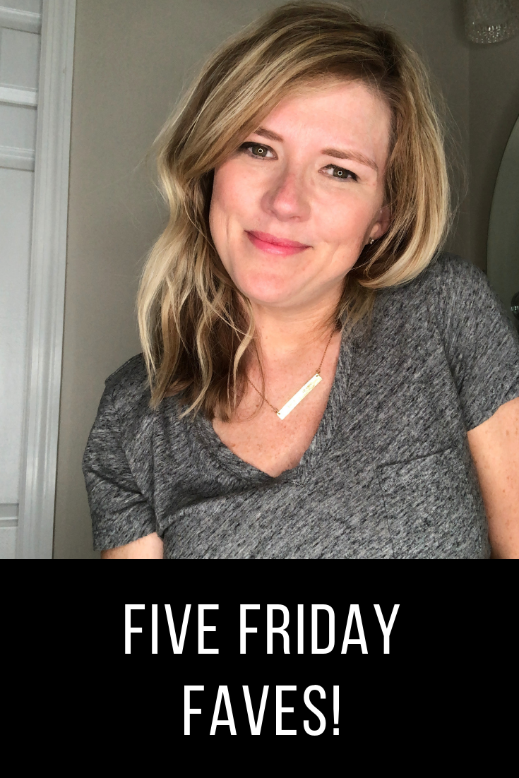 Five Friday Faves: Weekend Plans + The Best Lipsticks