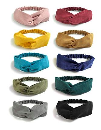 Womens headbands from Amazon