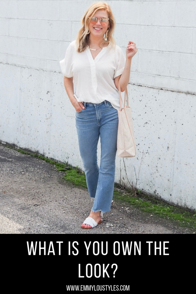 You Own The Look in partnership with Emmy Lou Styles