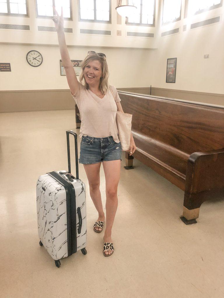 Girls Weekend to Kansas City_Amtrak KC Station