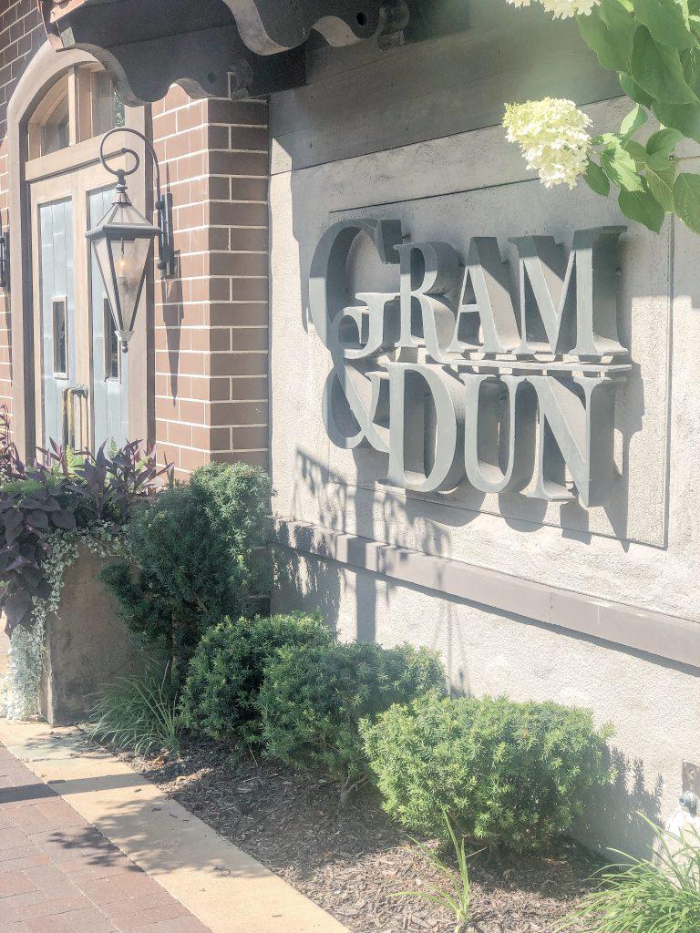 Girls Weekend to Kansas City_brunch at Gram and Dun
