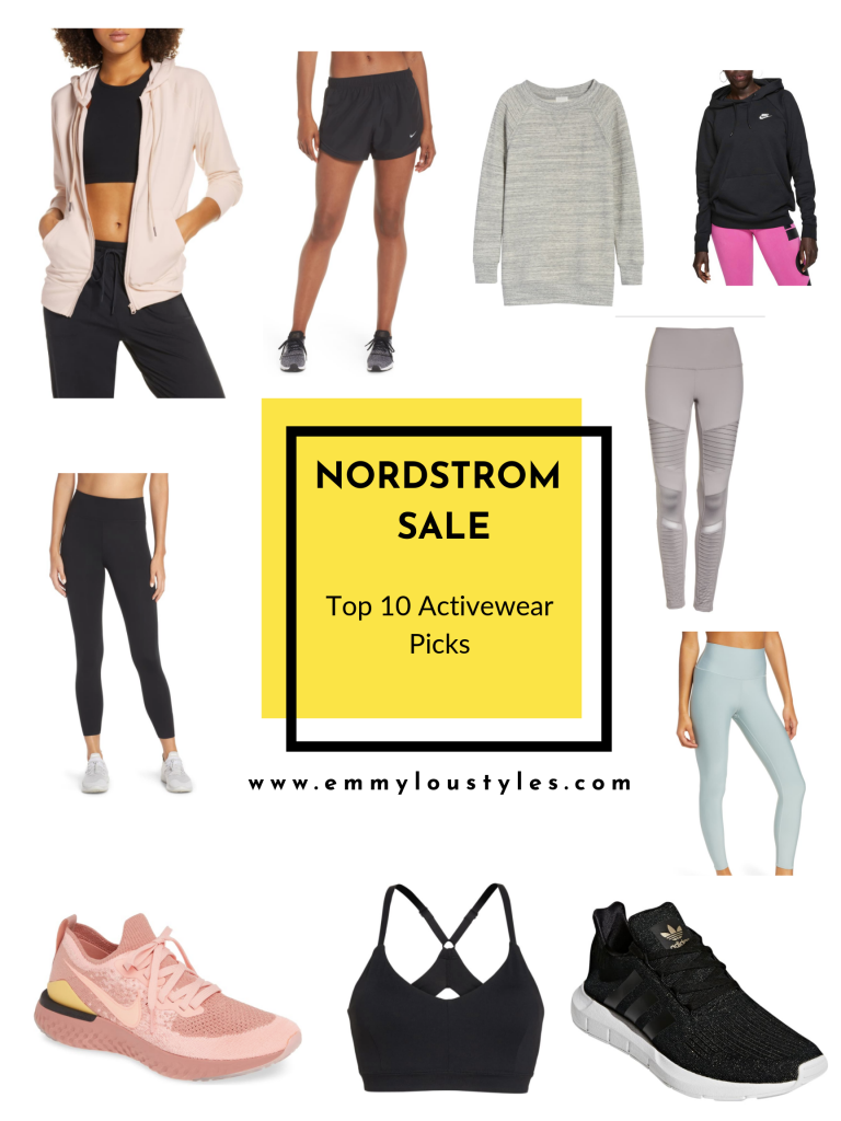 Top 10 Activewear picks from Nordstrom