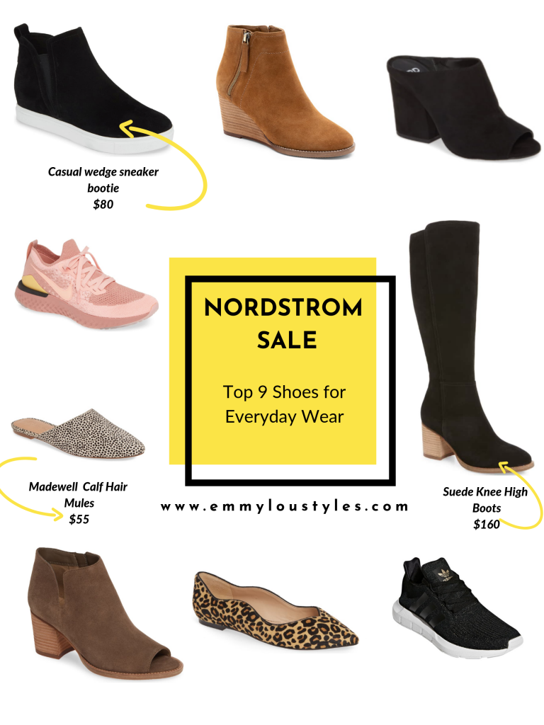 Top Shoe picks from the Nordstrom Sale