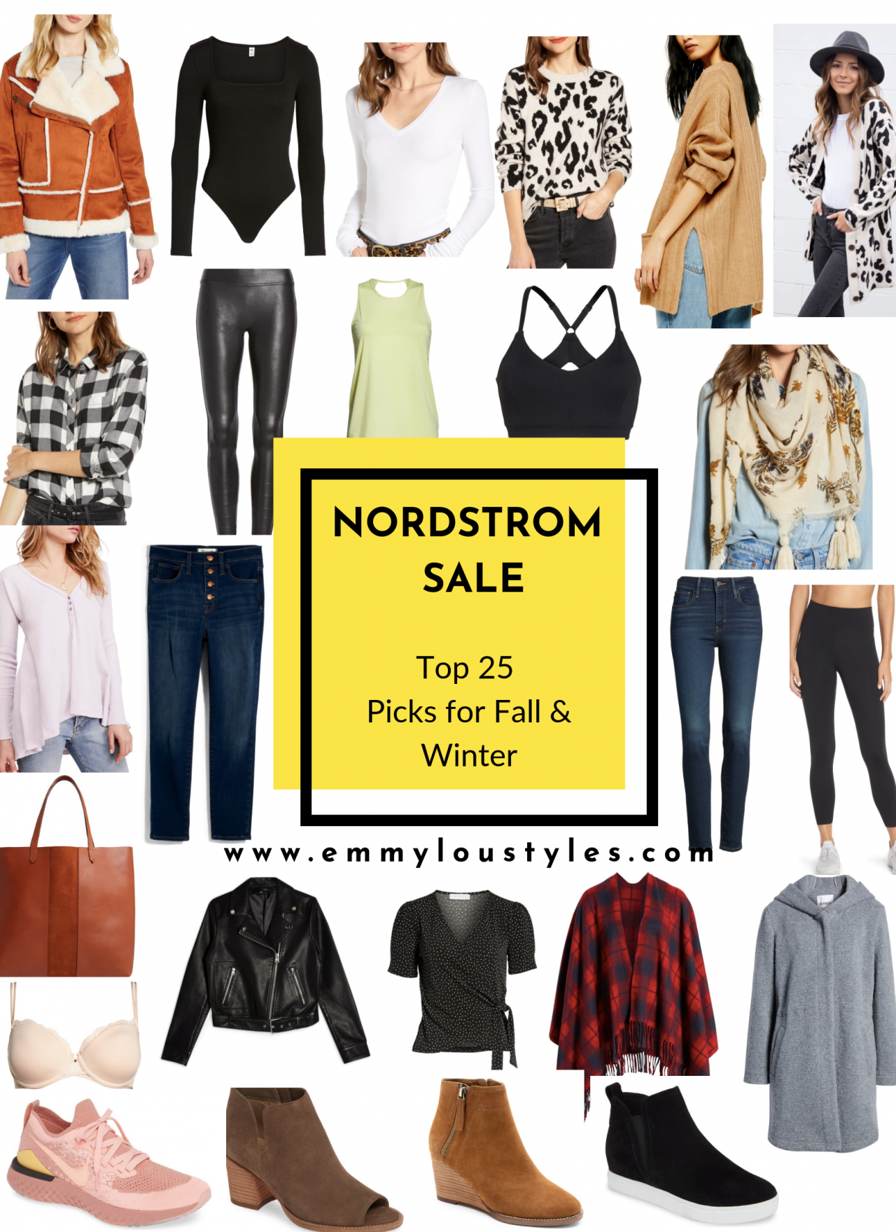 25 of the best fall and winter pieces from Nordstrom