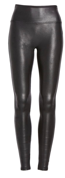 NSale Spanx Faux Leather Leggings
