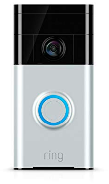 Video Enabled Ring Door Bell Amazon Prime2019