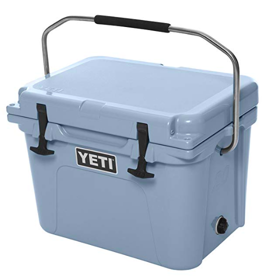 Yeti Roadie Cooler Ice Blue