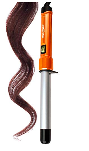 "Bed Head 1"" curling wand for loose curls"