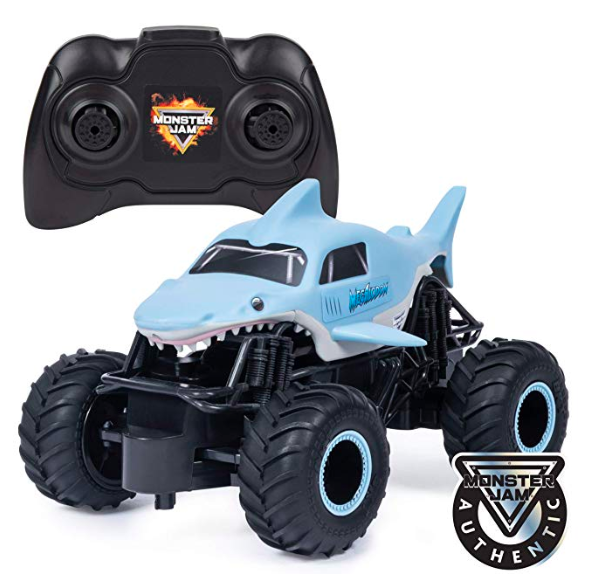 Inexpensive remote control monster truck