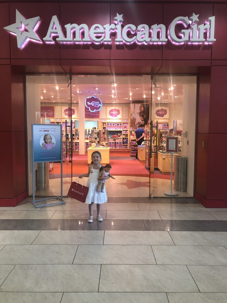 What to do with kids in Kansas City_American Girl Store