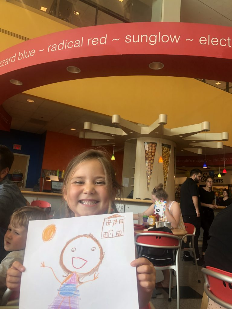 Where to eat with kids in KC_Crayola Restaurant