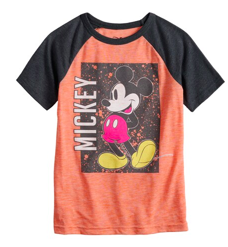90s Mickey Mouse Tshirt for boys