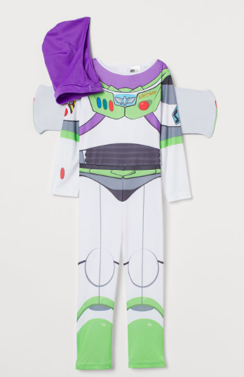 Buzz Lightyear Costume from H&M