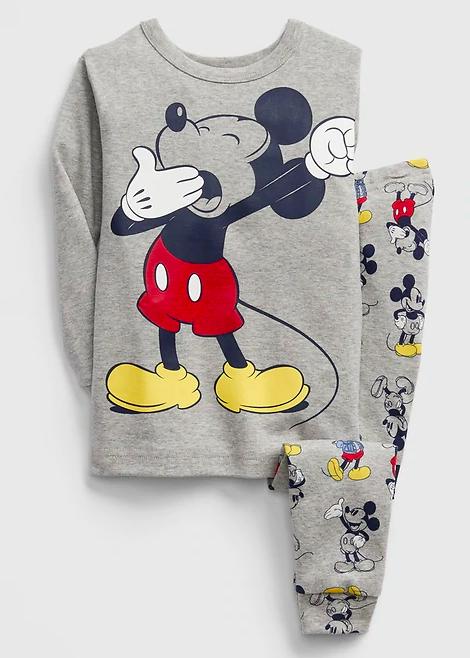 Gap Kids Mickey Mouse Pajama Set