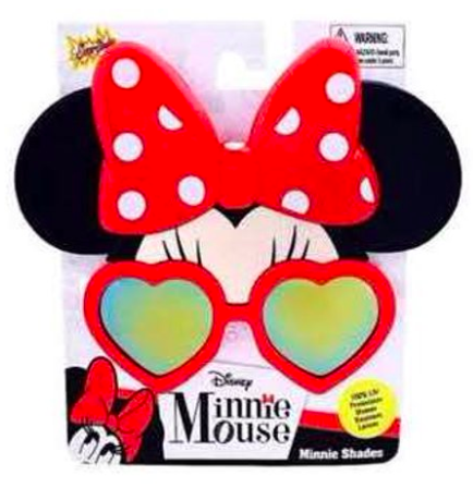 Minnie Mouse sunglasses for outfits for Disney