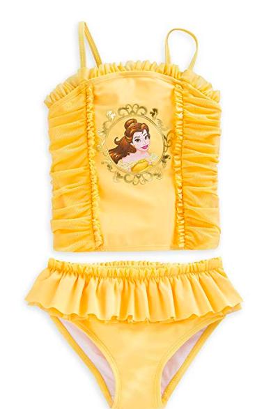 Princess Belle Swimsuit for girls