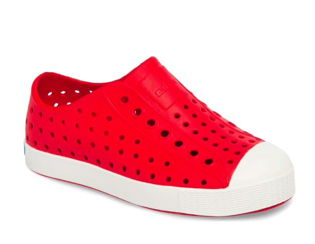 red native shoes for kids